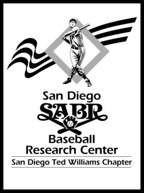 San Diego SABR Baseball Research Center logo